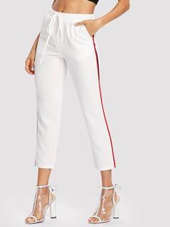Striped Side Sweatpants