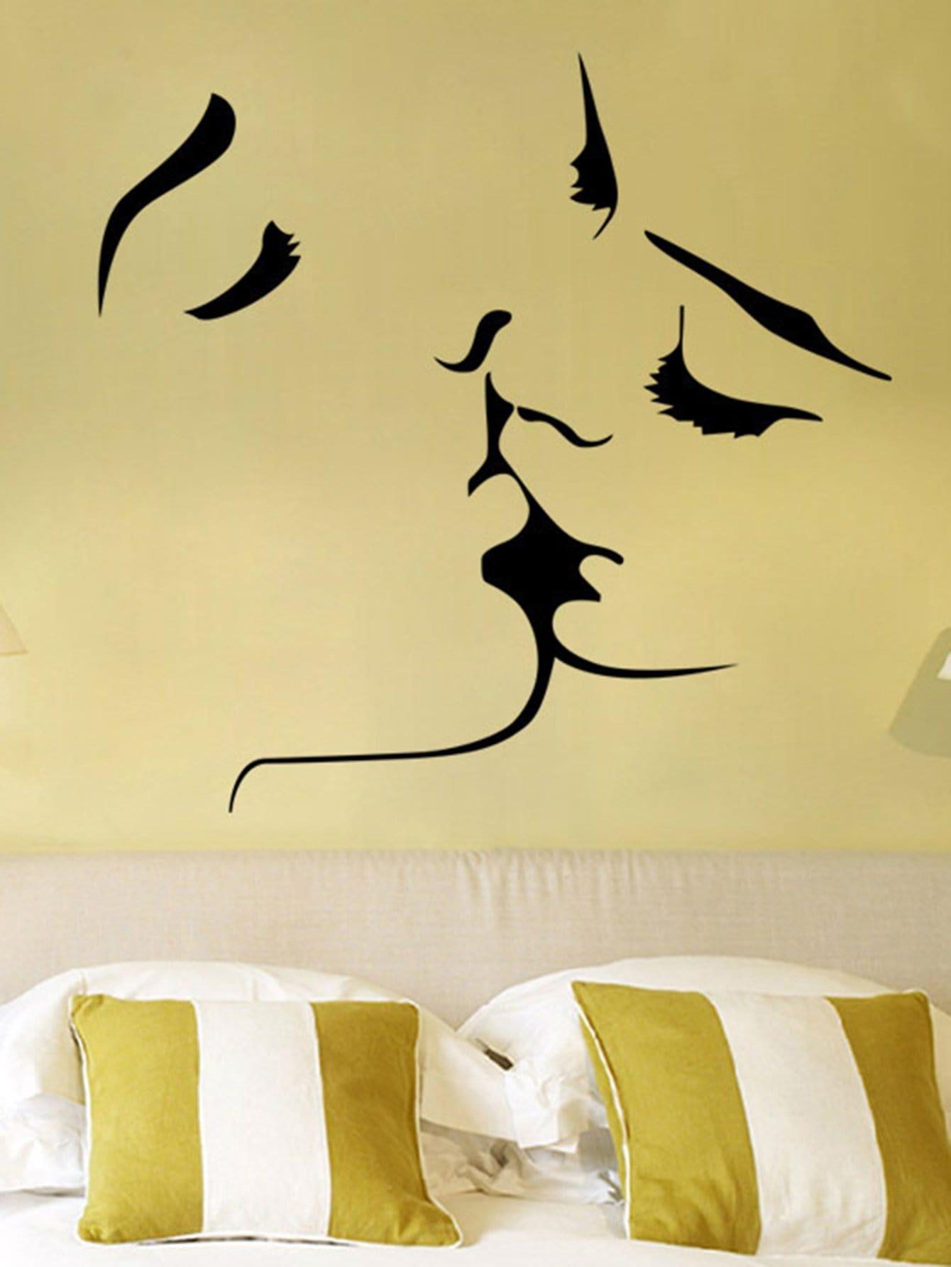 Kiss Wall Sticker