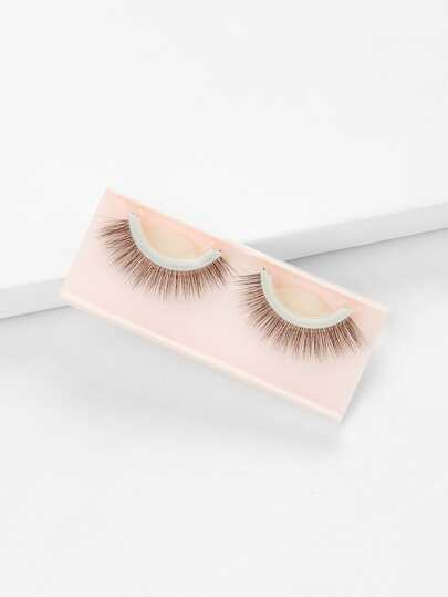 Natural False Eyelash 1pairs