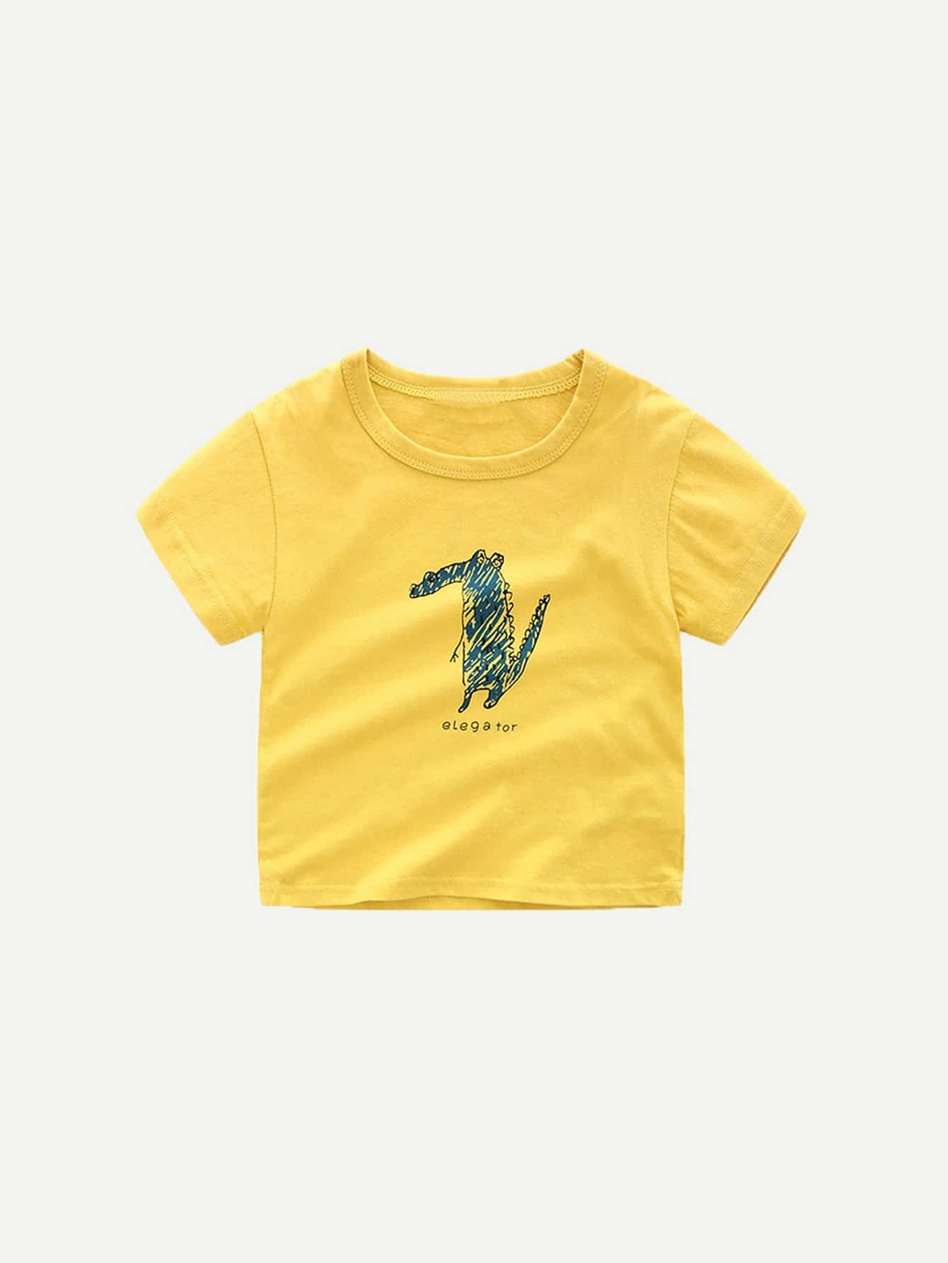 Dinosaur Print Tee игрушка good dinosaur 62006