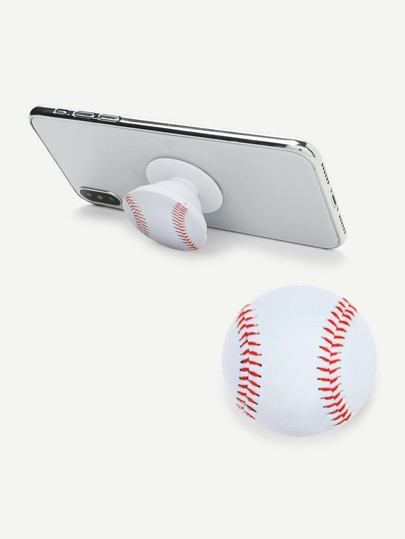 3D Baseball Gasbag Phone Holder