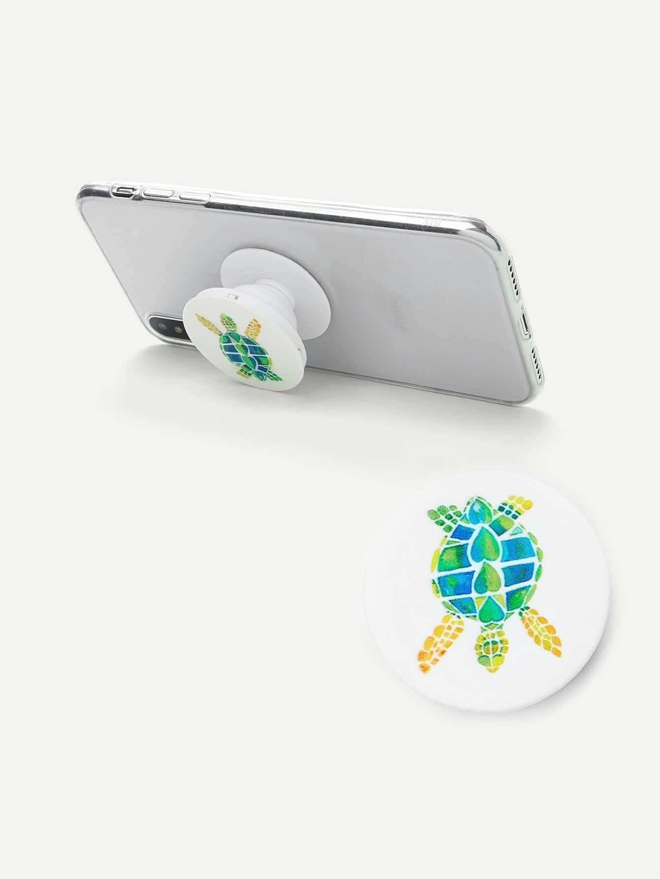 все цены на Tortoise Print Durable Phone Holder