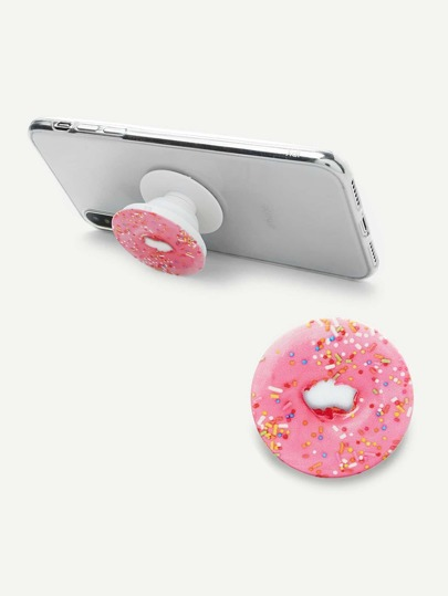 Cartoon Doughnut Gasbag Phone Holder