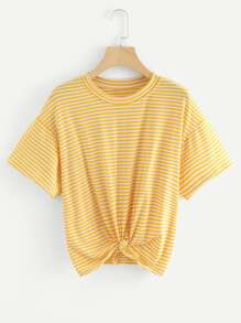 Horizontal Striped Tee