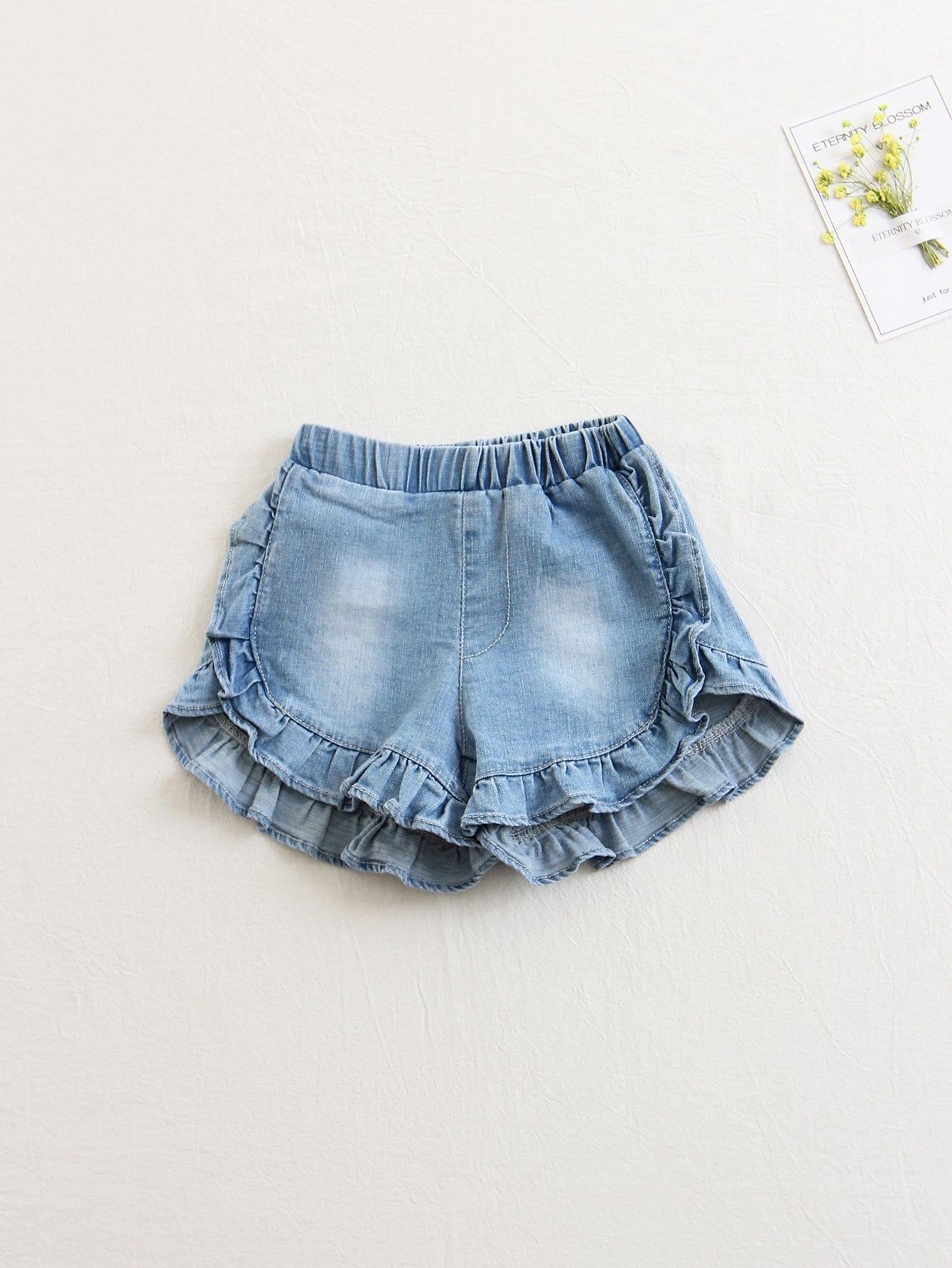 Как отбелить джинсовые шорты в домашних условиях - О чистоте 13