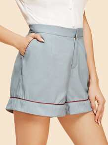 Pocket Front Shorts