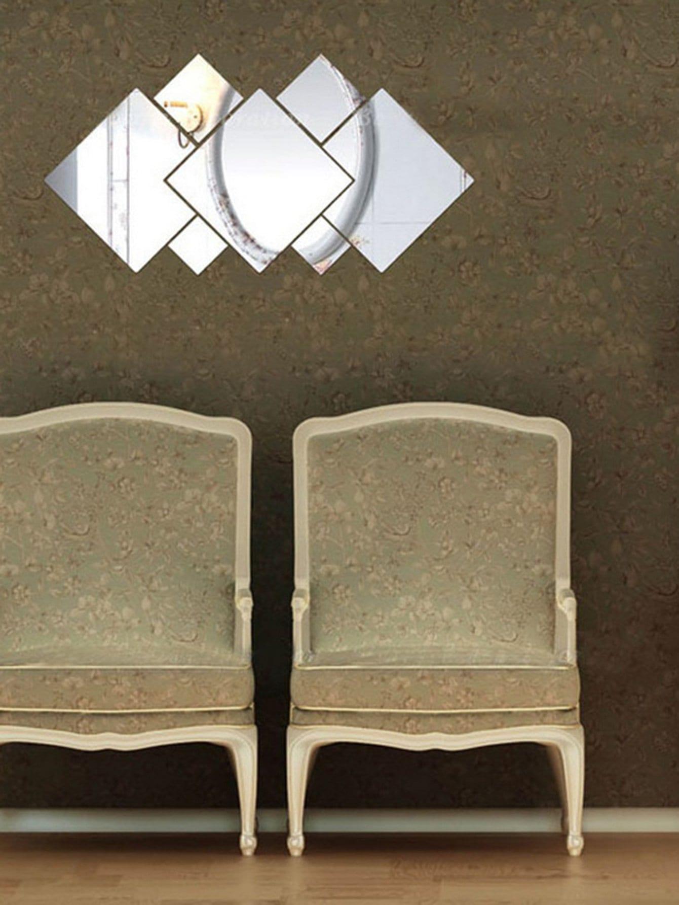 площади 7 кусок стены наклейки рукав зеркало