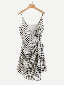 Knot Detail Cami Dress