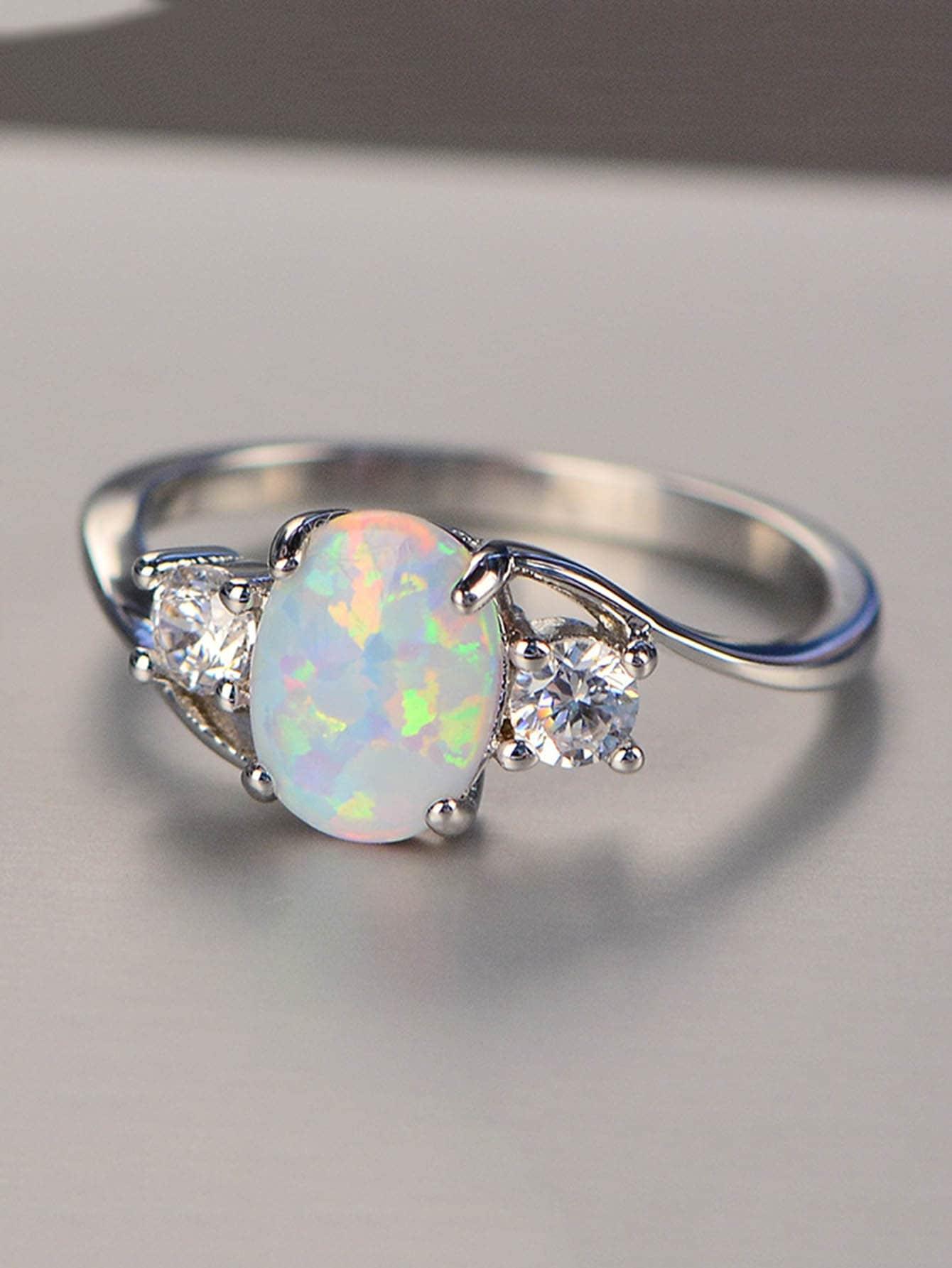 Gemstone Decorate Ring все цены