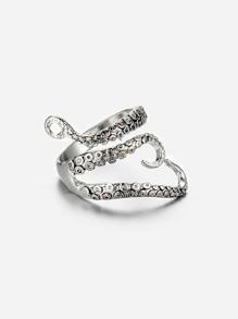 Spiral Design Ring