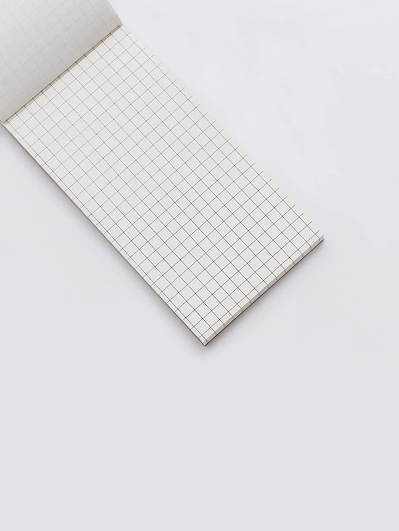Grid Notepad 50 Sheets