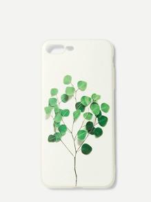 Tree Print IPhone Case