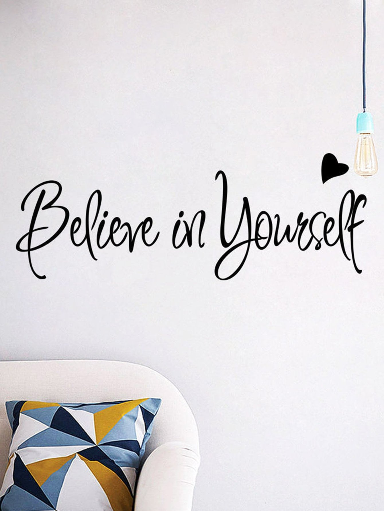 Фото Slogan Wall Decal family wall quote removable wall stickers home decal art mural