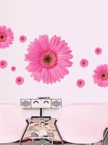 3D Flower Wall Decal