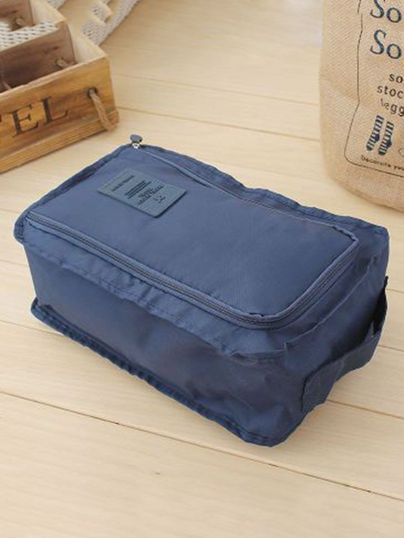 Zipper Around Storage Box 2400ml vacuum storage box