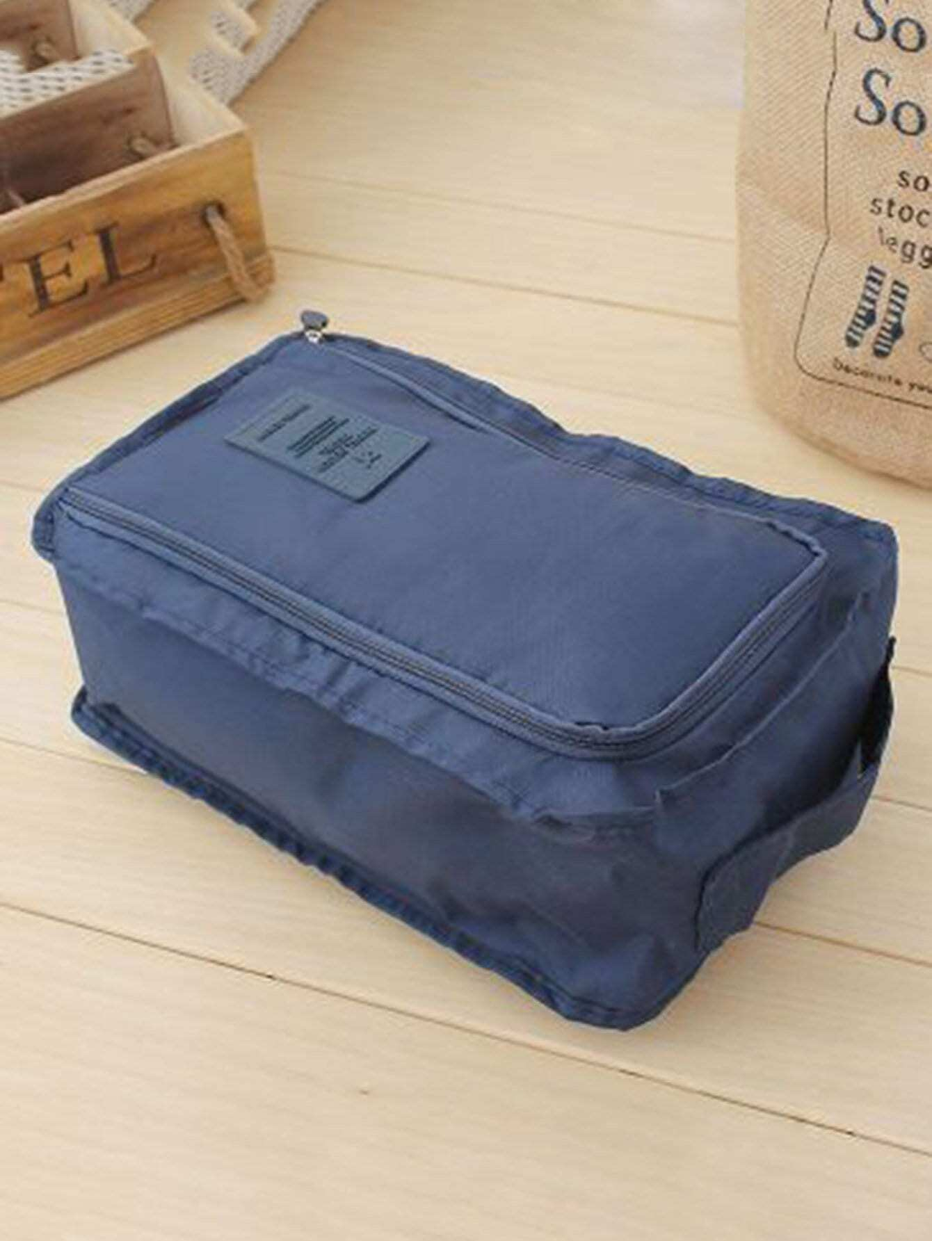 Zipper Around Storage Box multifunctional wooden storage box mobile phone repair tool box motherboard accessories storage box