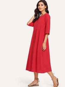 Tunic Longline Dress