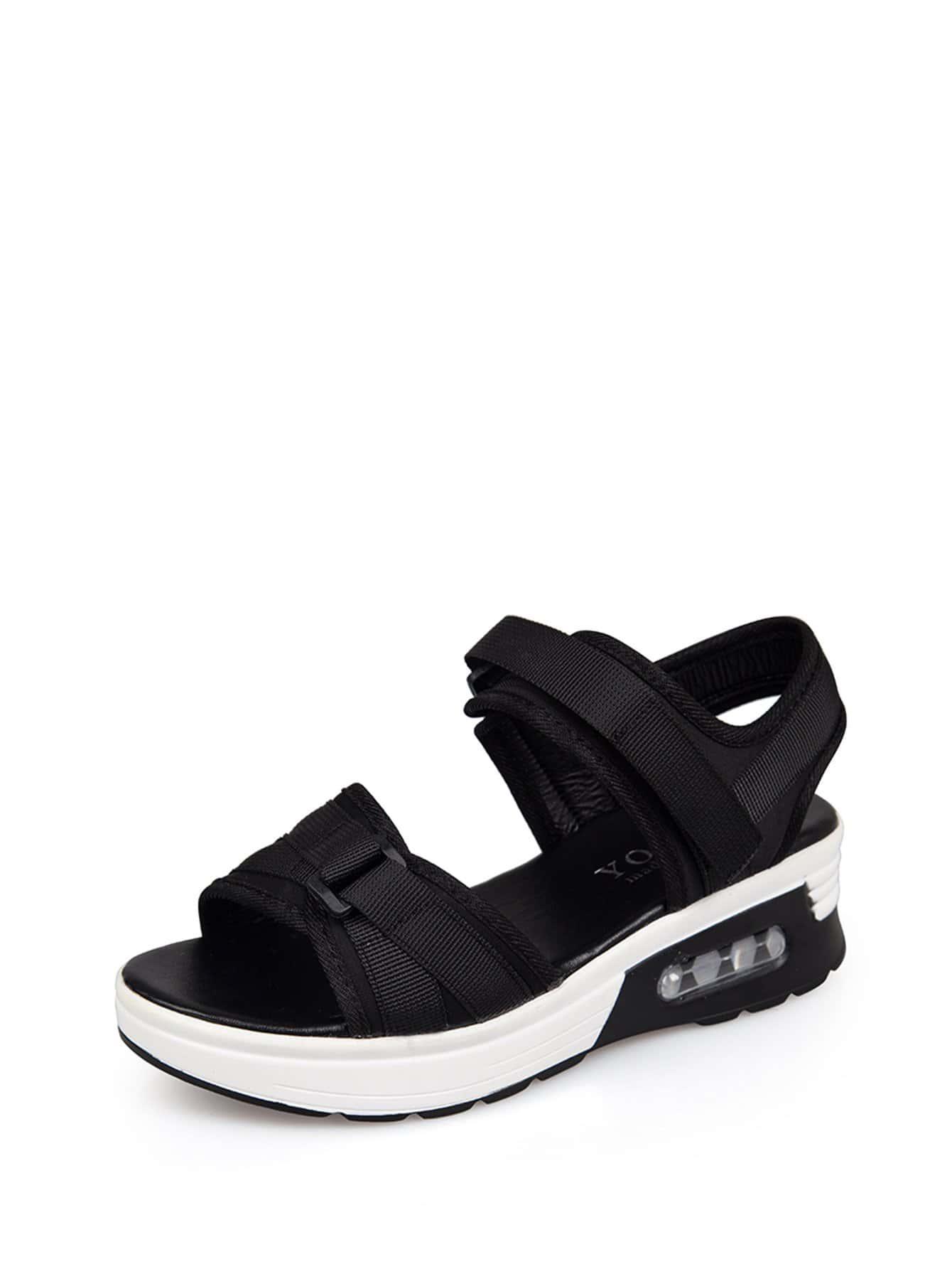 Peep Toe Flat Sandals black peep toe jewelled detail sandals
