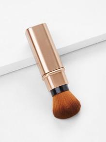 Metal Handle Professional Makeup Brush 1Pc