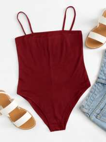 Skinny Cami Bodysuit