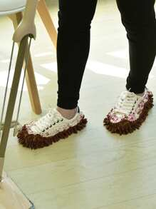 Chenille Mop Slippers