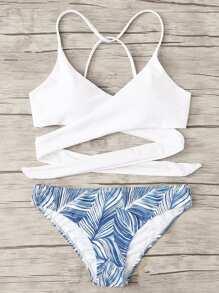 Crisscross Mix & Match Bikini Set