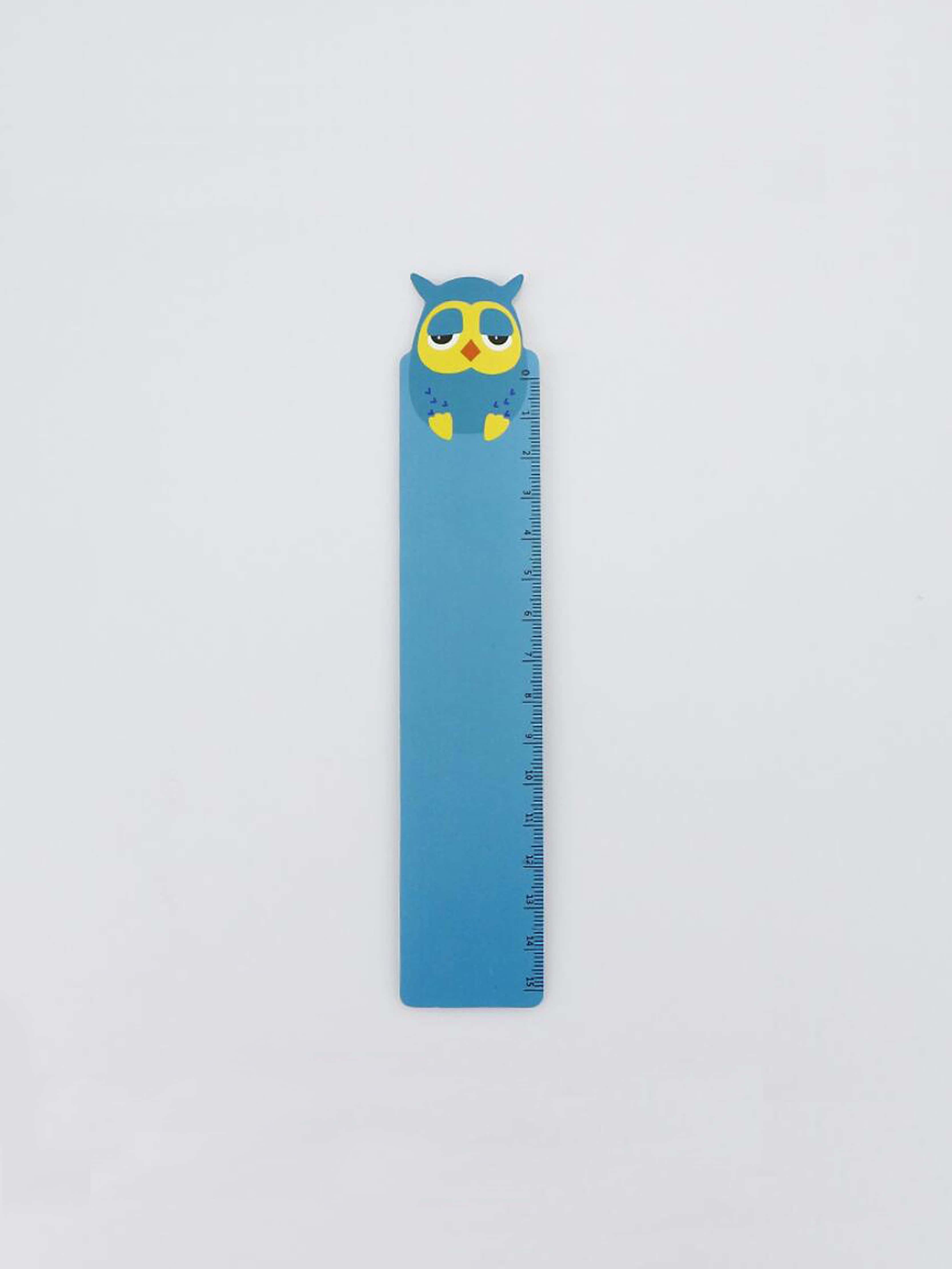 Owl Ruler 15cm аксессуар комплект кабелей rockdale 15cm ic016 15cm