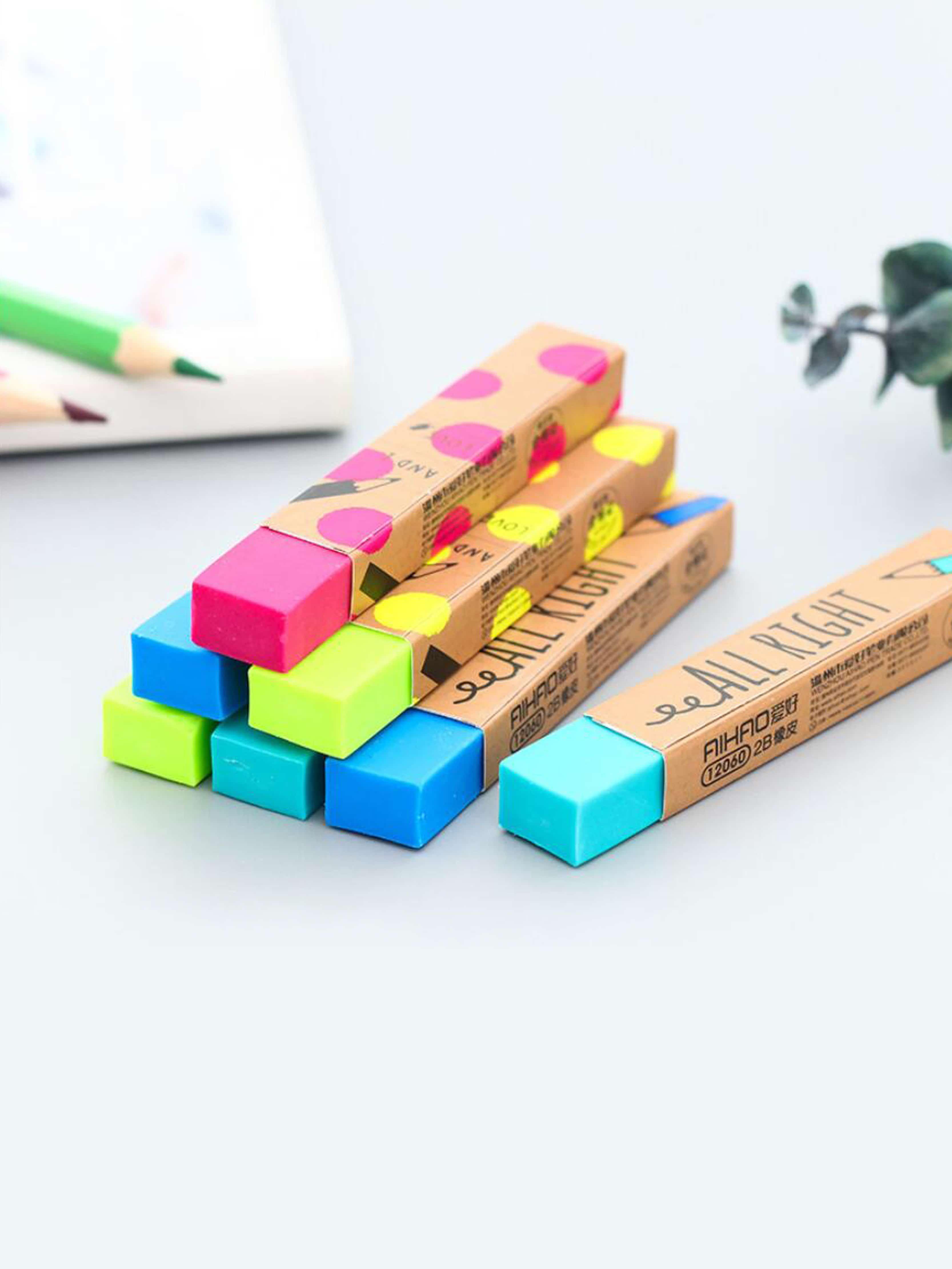 Random Color Eraser 1pc random color razor 1pc for woman
