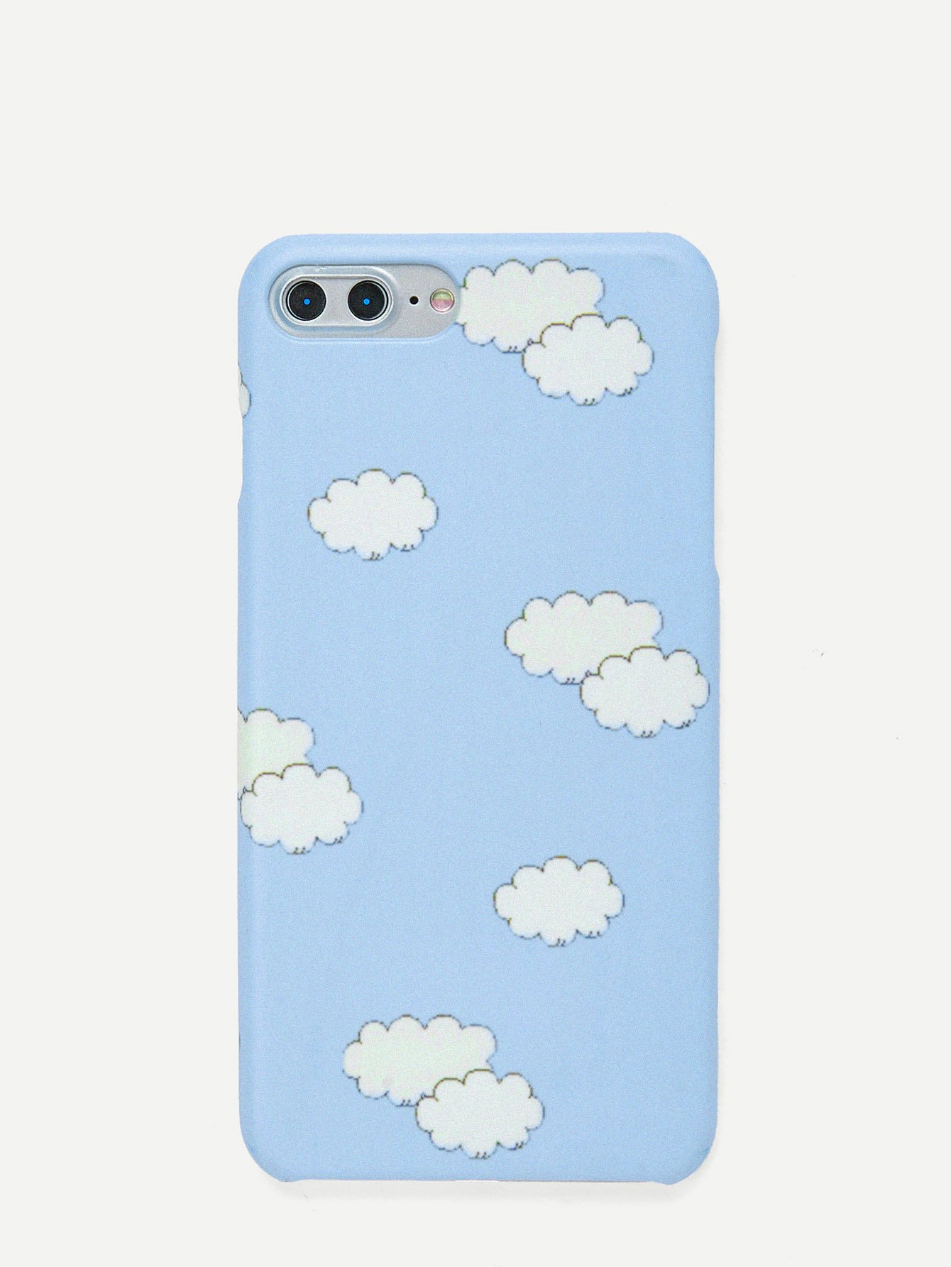 Clouds iPhone Case clouds without rain