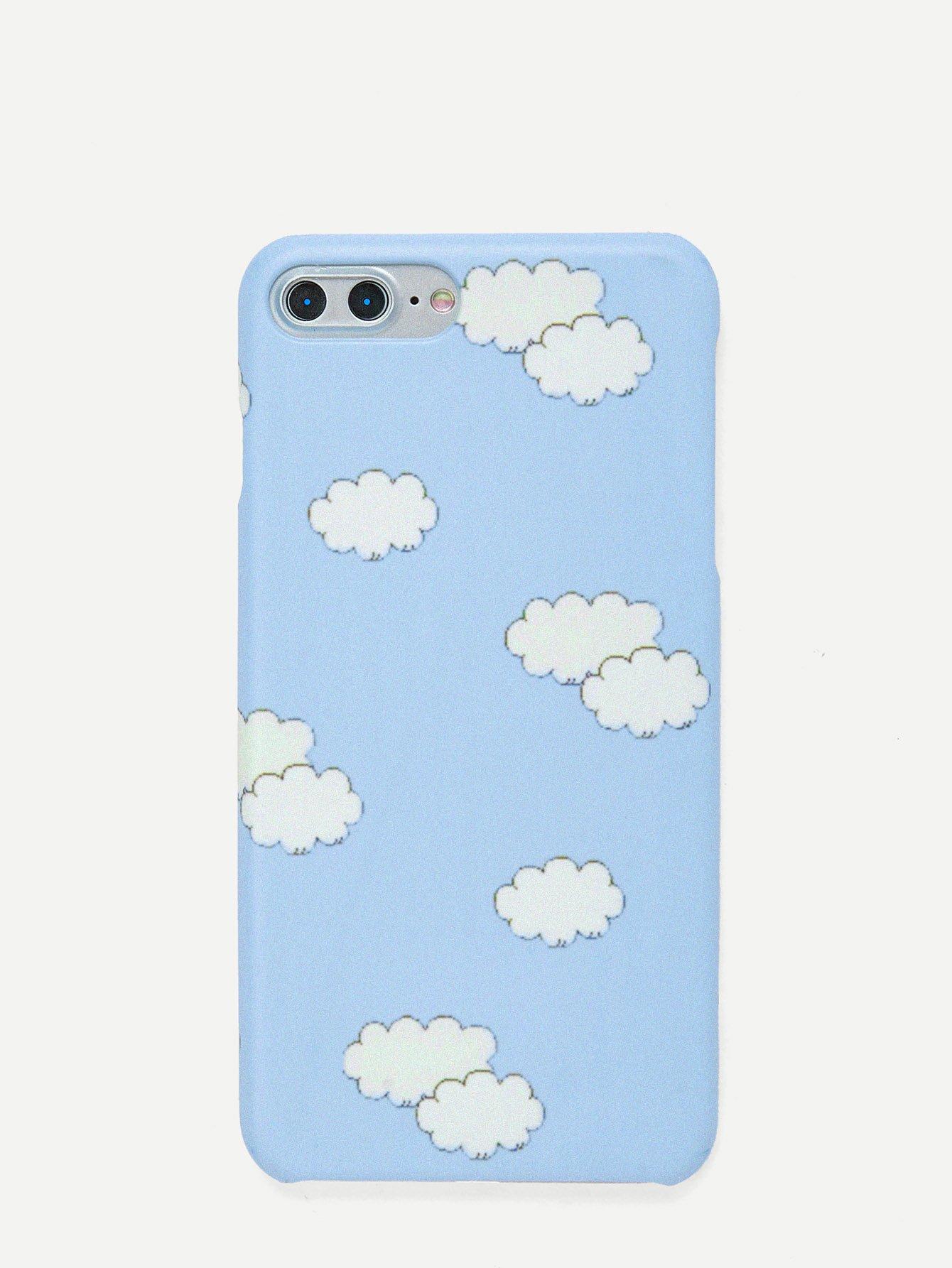 Чехол для IPhone облака, null, SheIn  - купить со скидкой