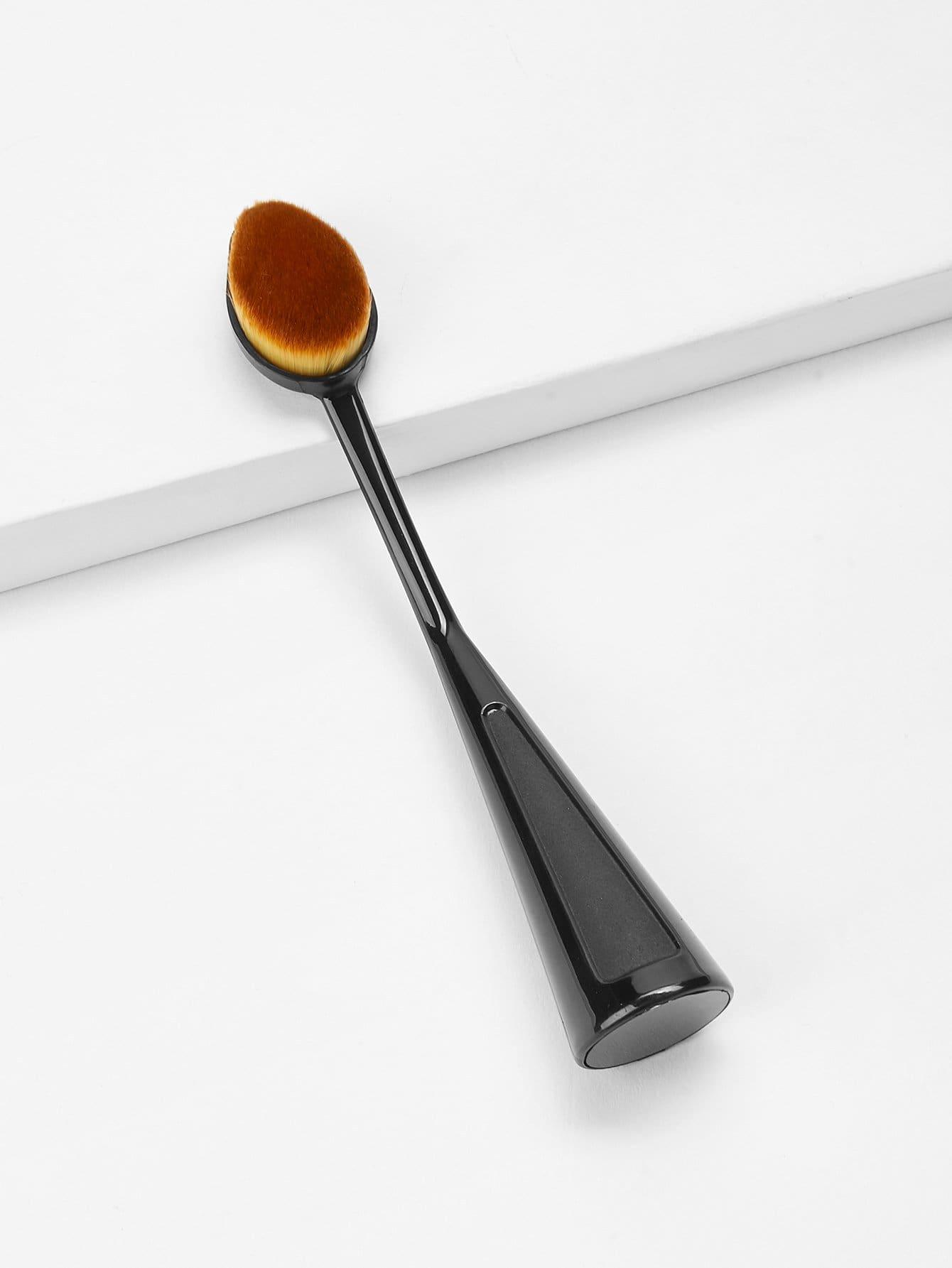Oval Makeup Brush 1pc soft makeup brush 1pc