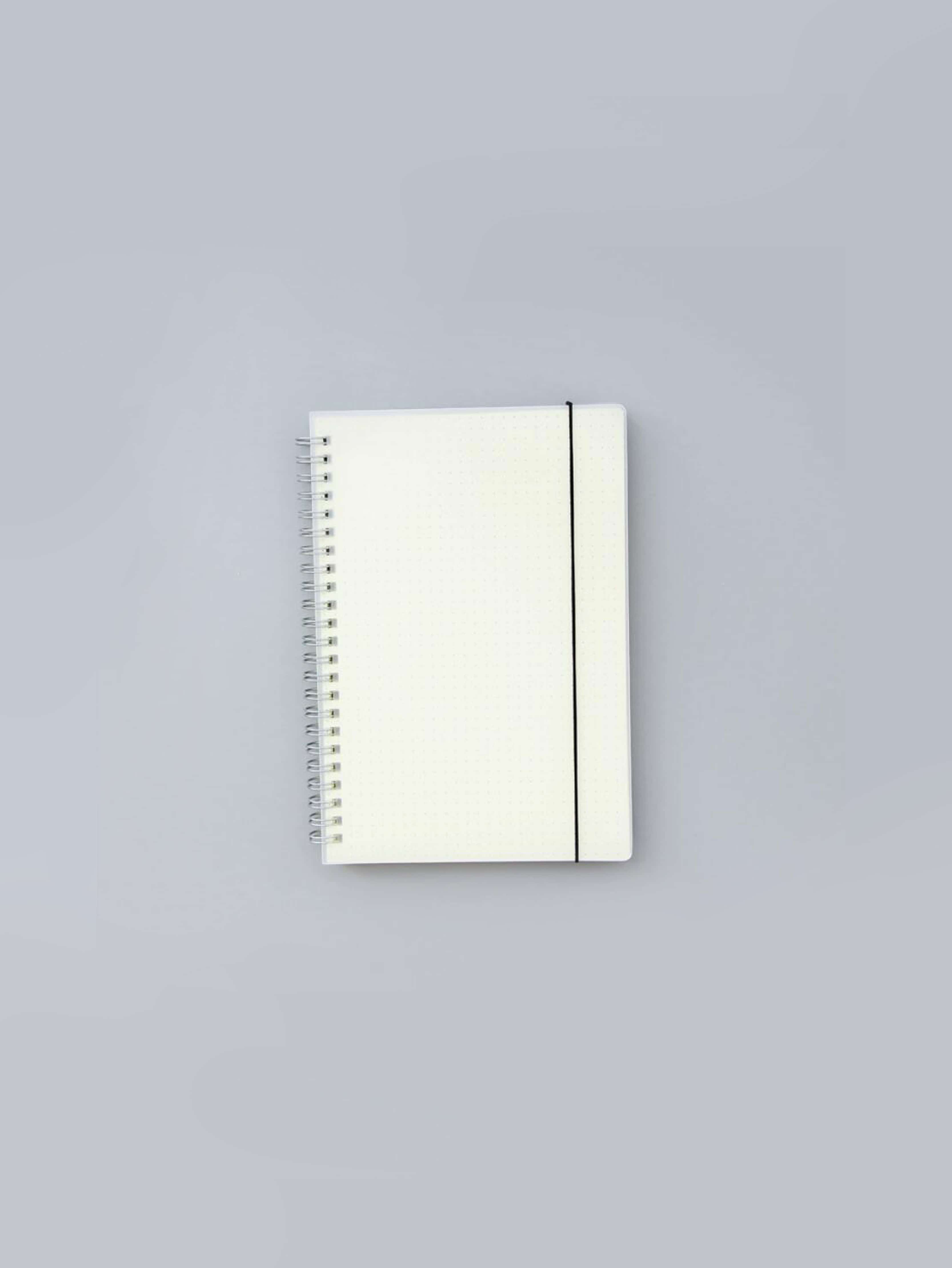 Spiral Notebook 80 Sheets
