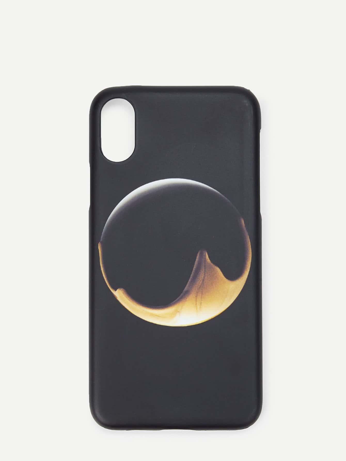 Planet Print iPhone Case planet print iphone case