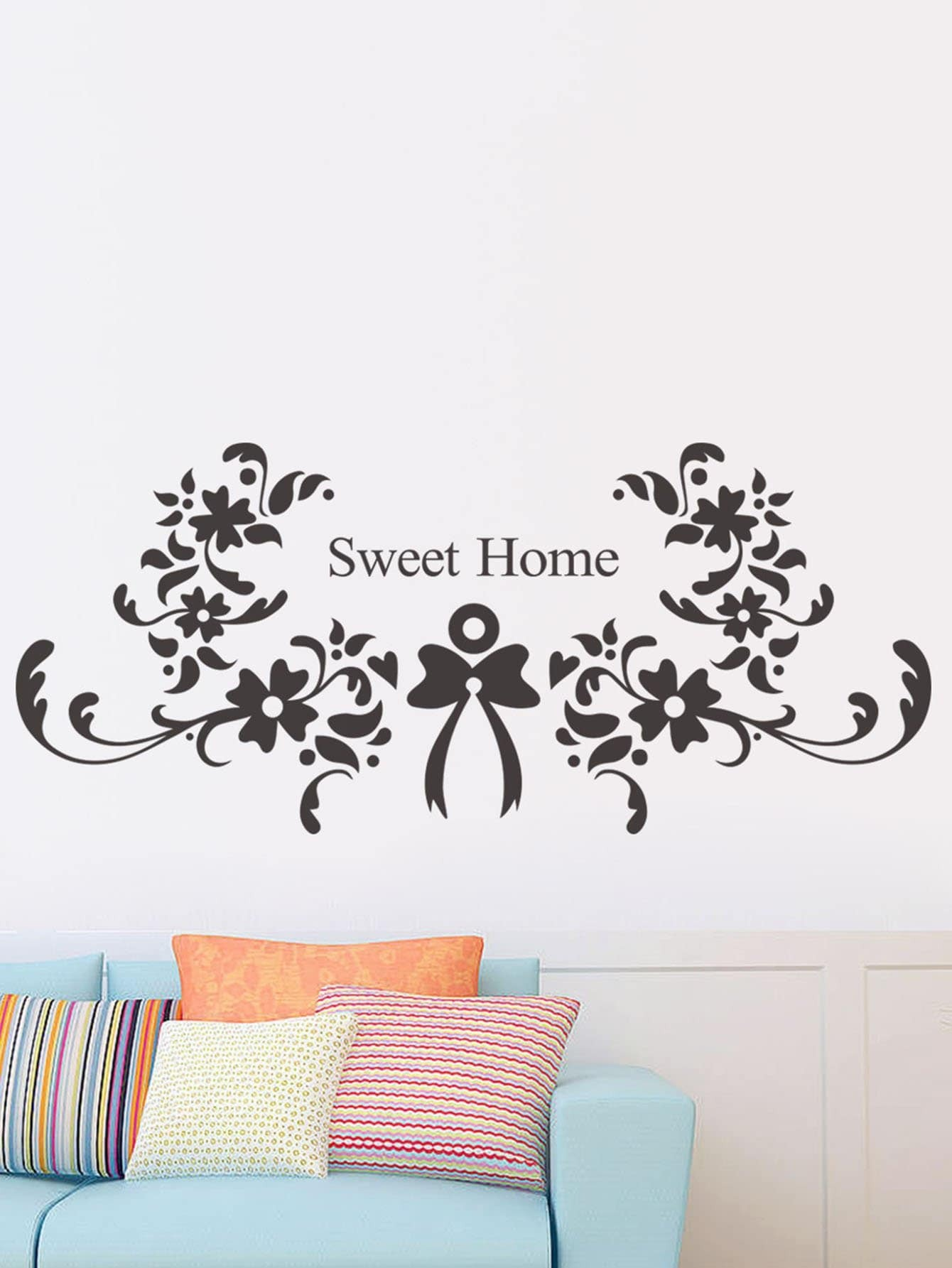 Flower Wall Decal cactus wall decal