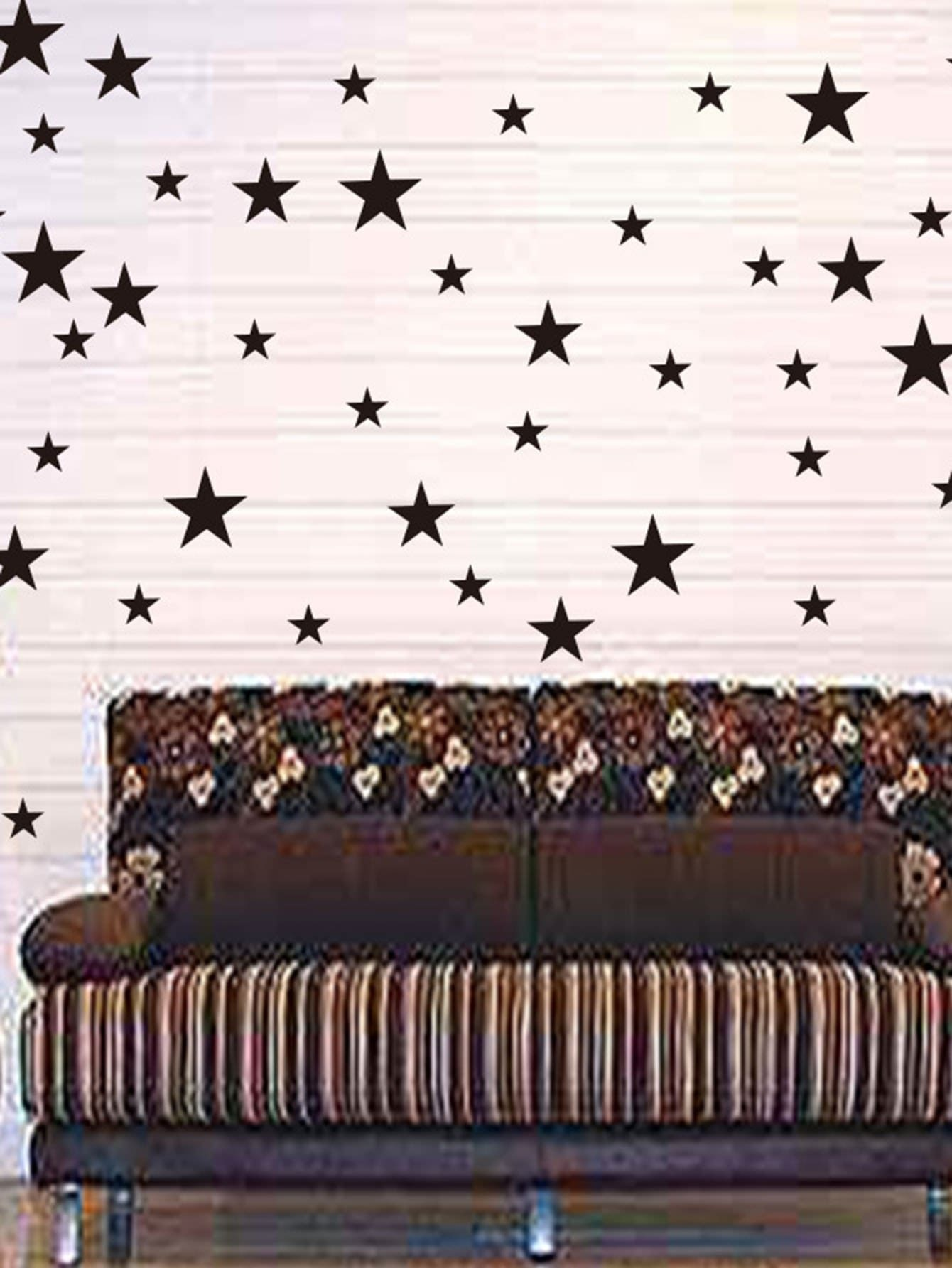 Star Wall Sticker Pack 45 pcs pack animal blue whale fish mini paper sticker diary decoration diy scrapbooking label seal sticker stationery