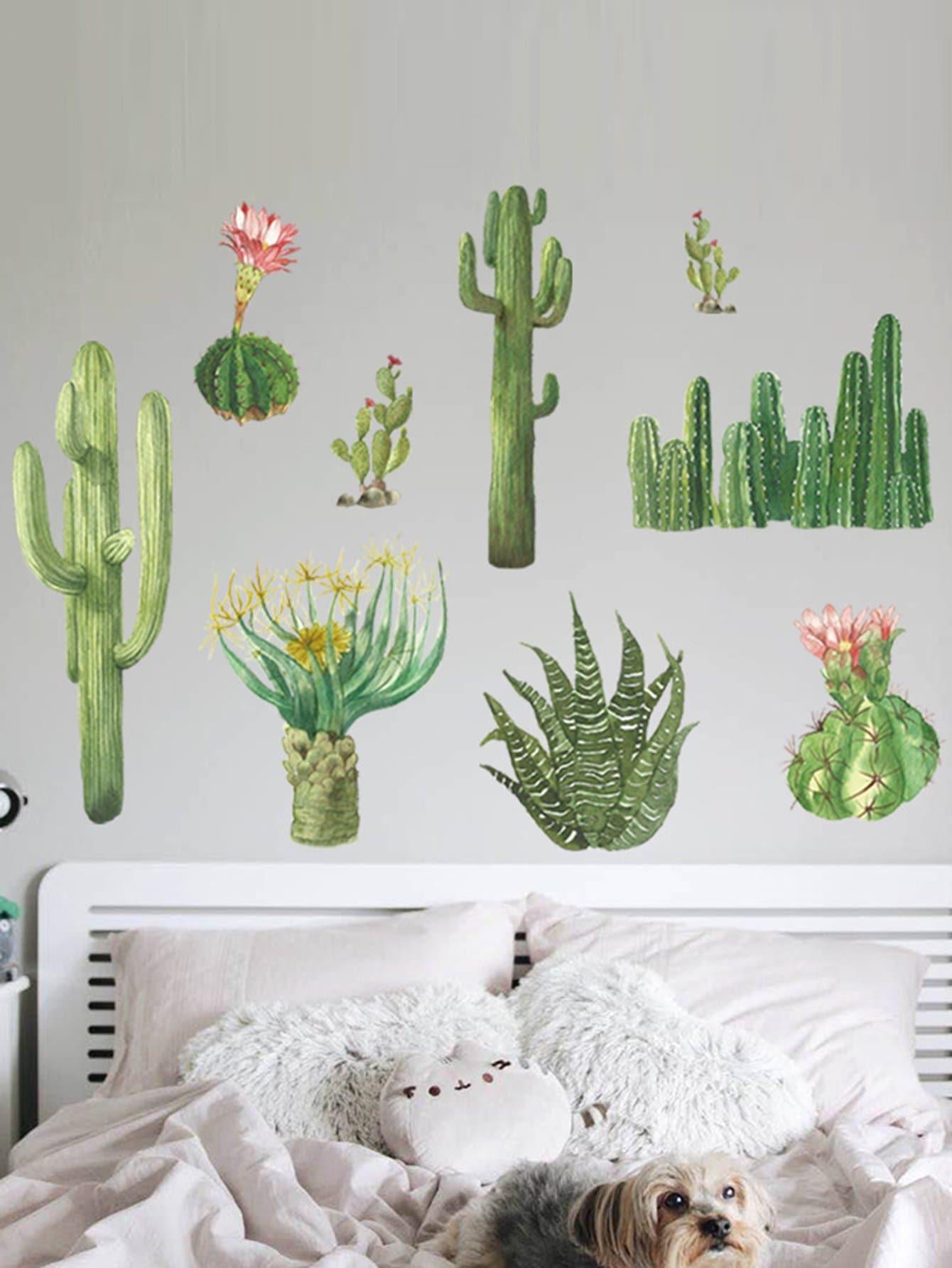 Cactus Wall Sticker