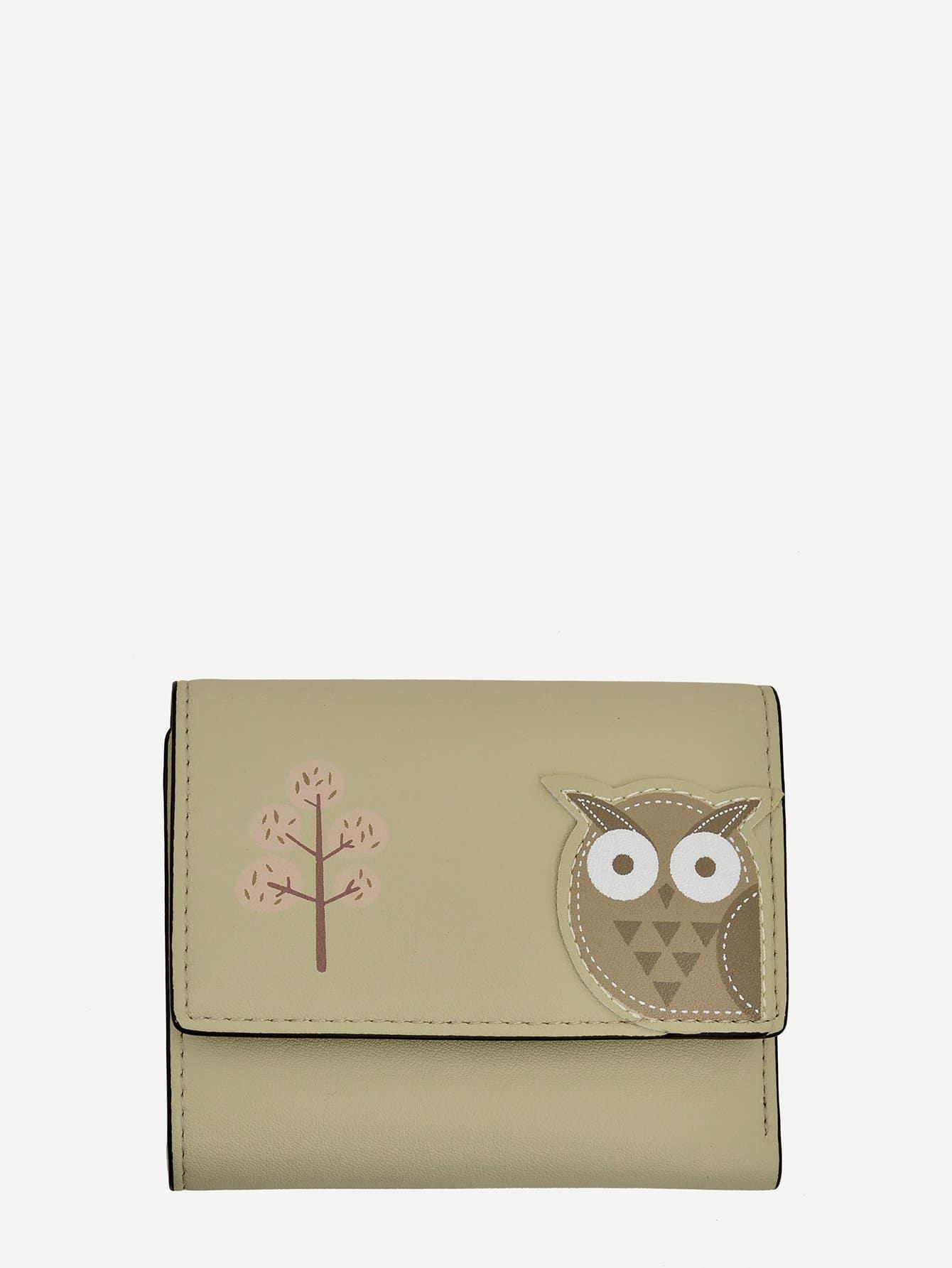 Owl Patch Purse все цены