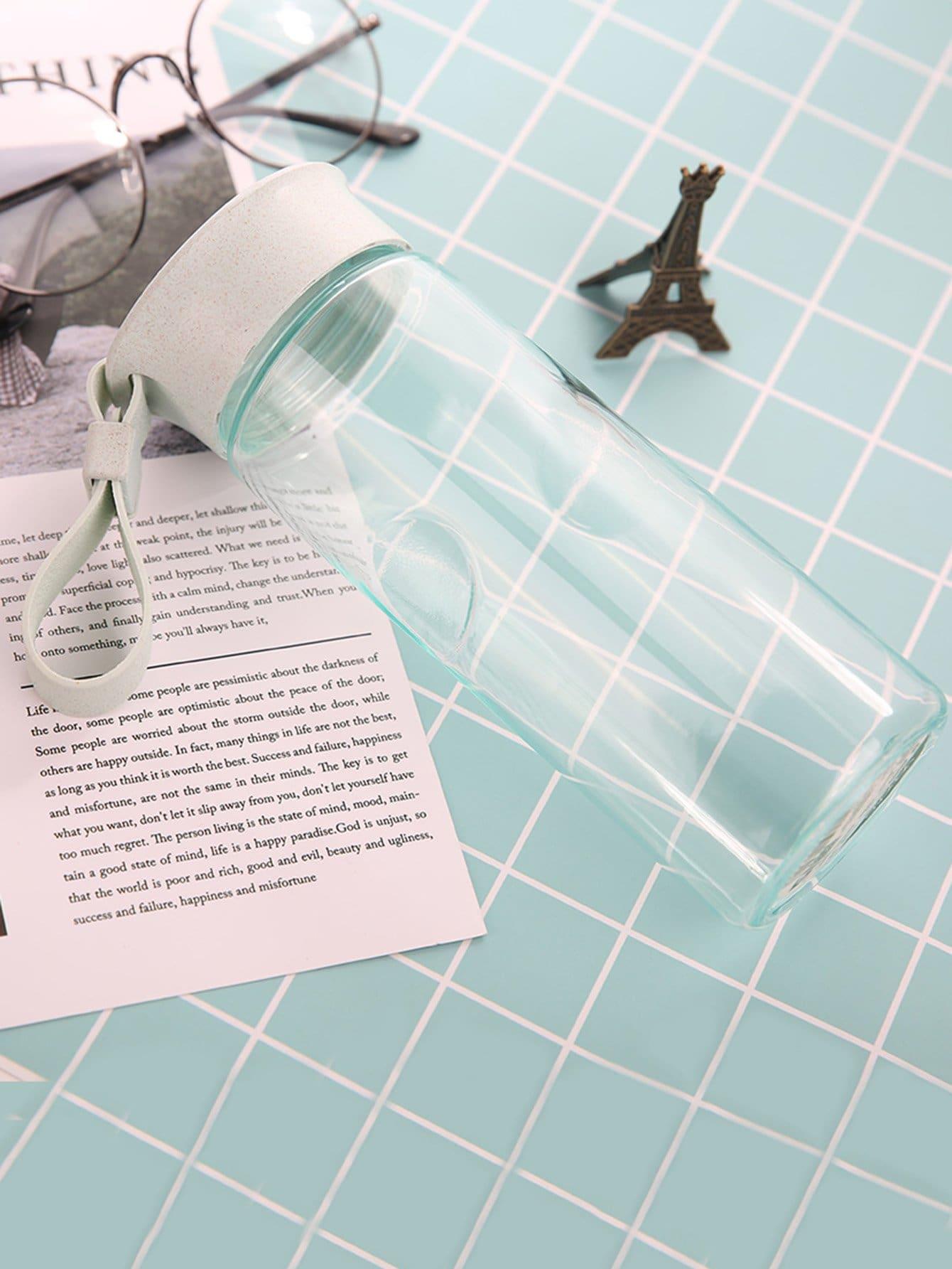 Clear Water Bottle clear seasoning bottle