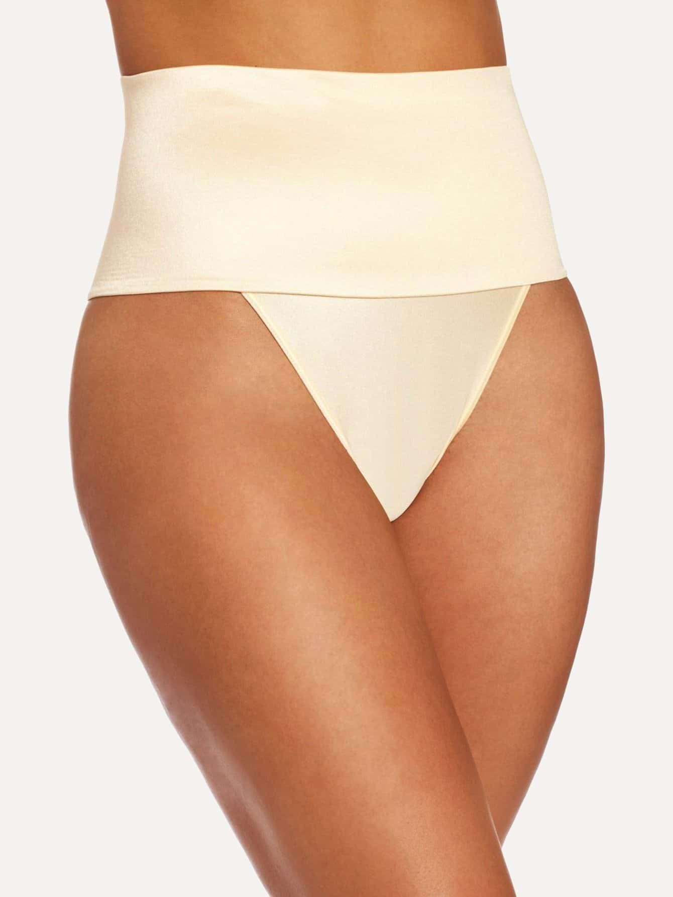 Plain Shapewear Panty