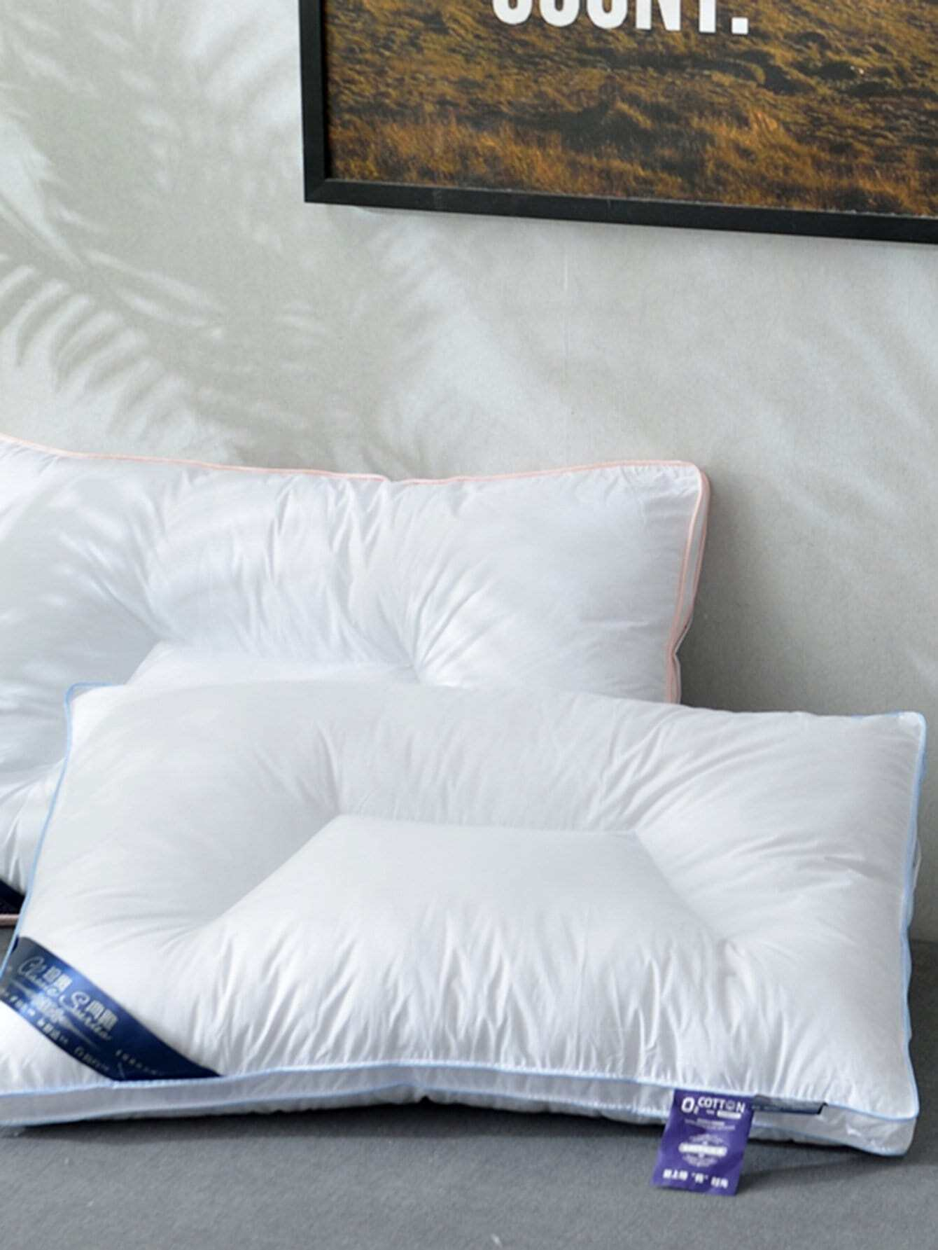 Simple Plain Pillow 1Pc simple plain pillow 1pc