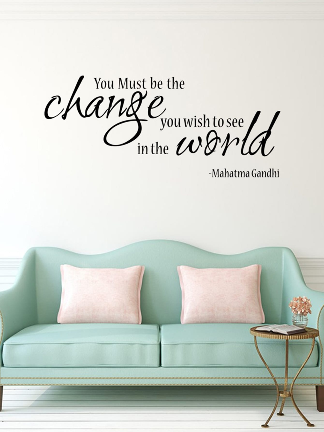 Quotes Wall Decal