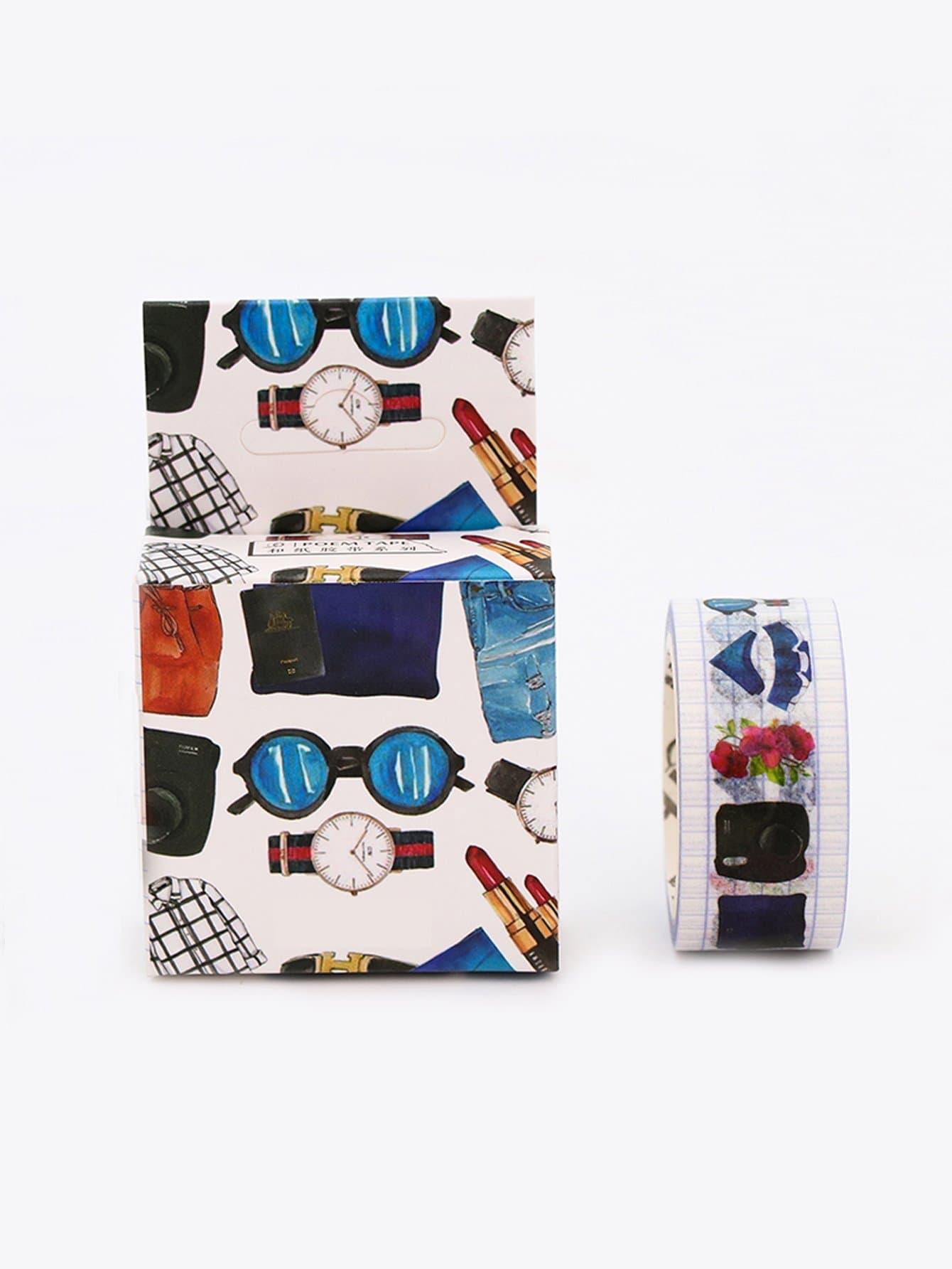 Sunglasses Pattern Adhesive Tape sunglasses pattern adhesive tape