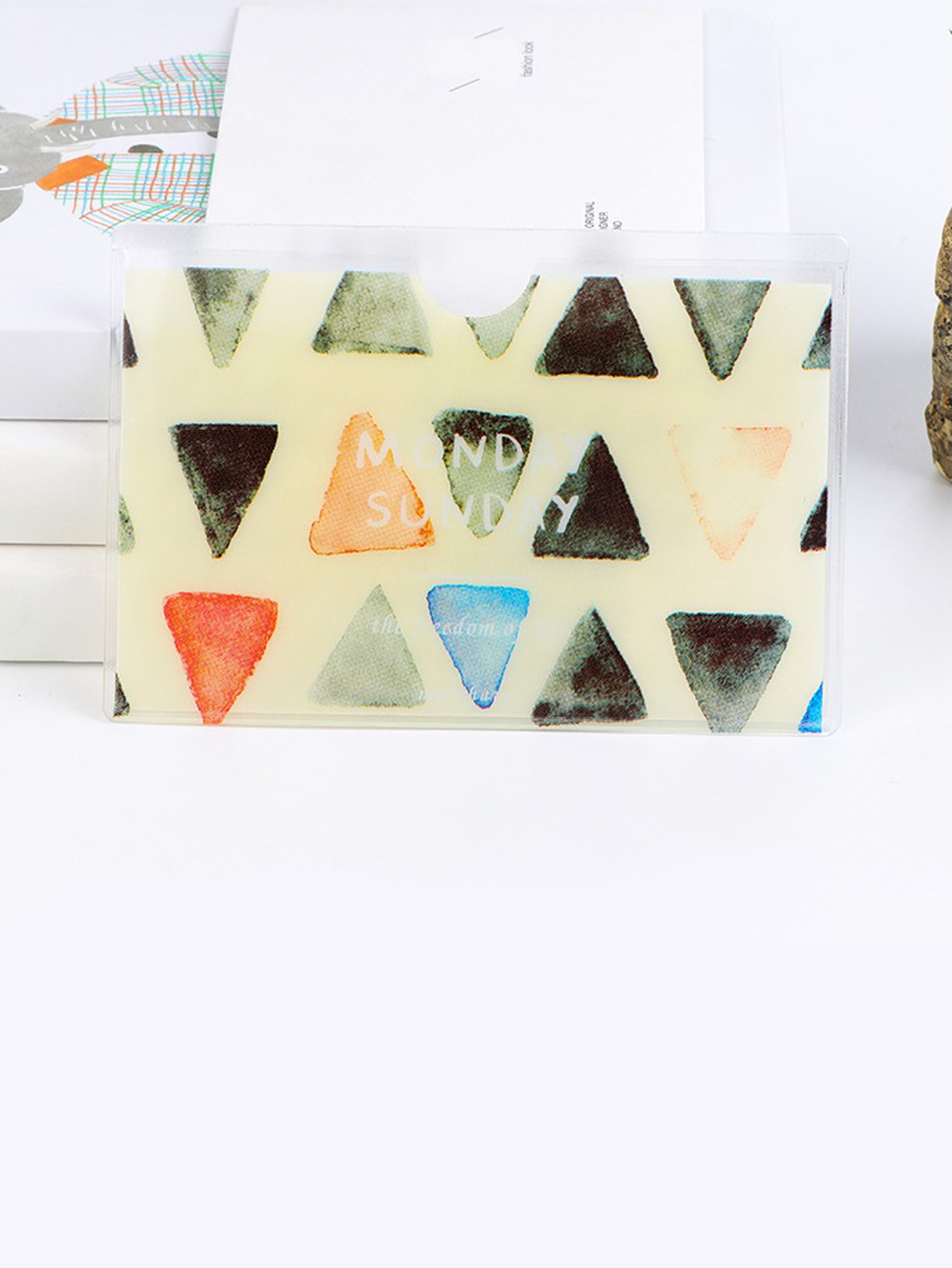 Купить Конверт для писем треугольники, null, SheIn