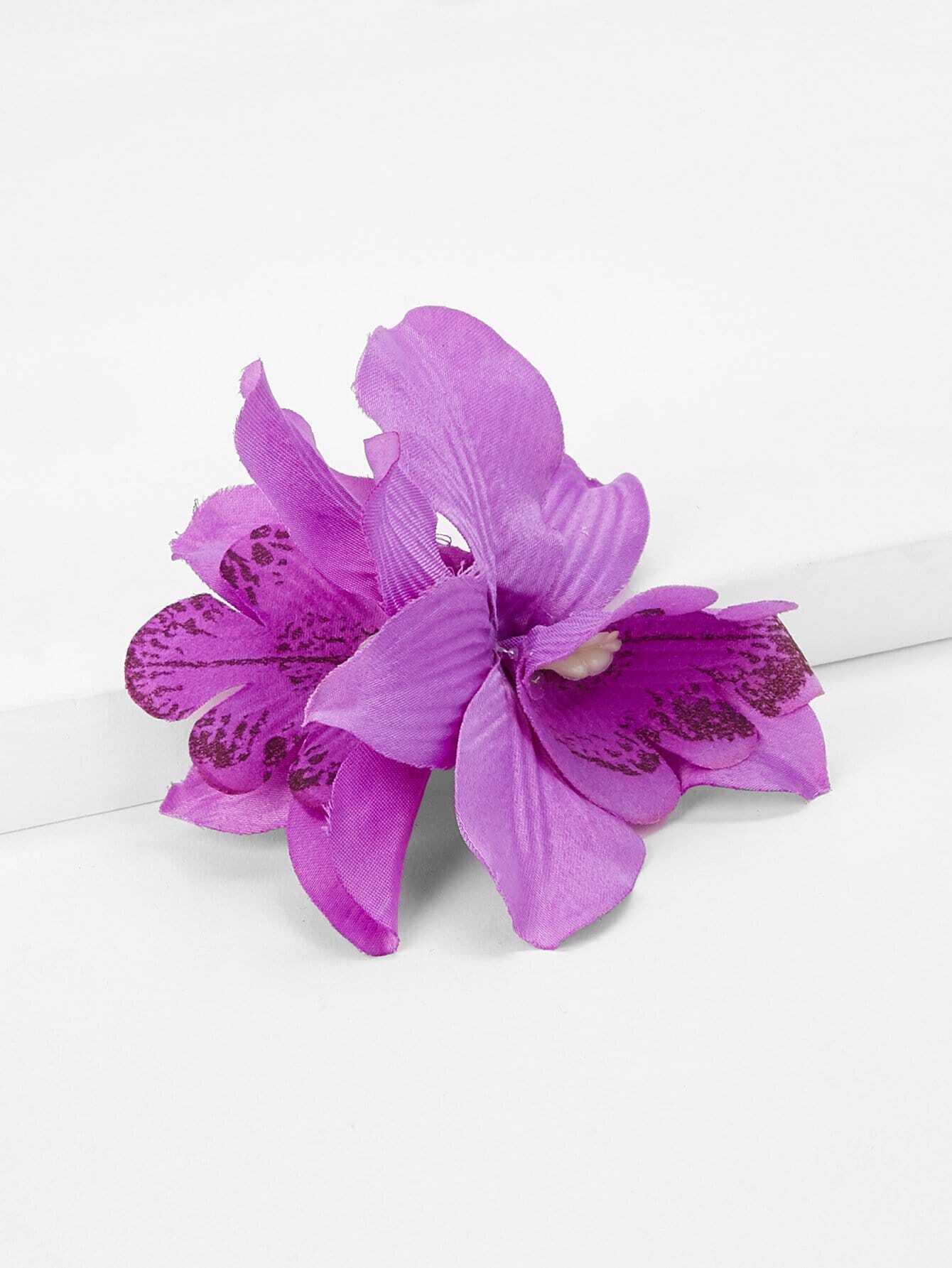 Купить Предохранительная завязка для волос для детей в цветочек, null, SheIn