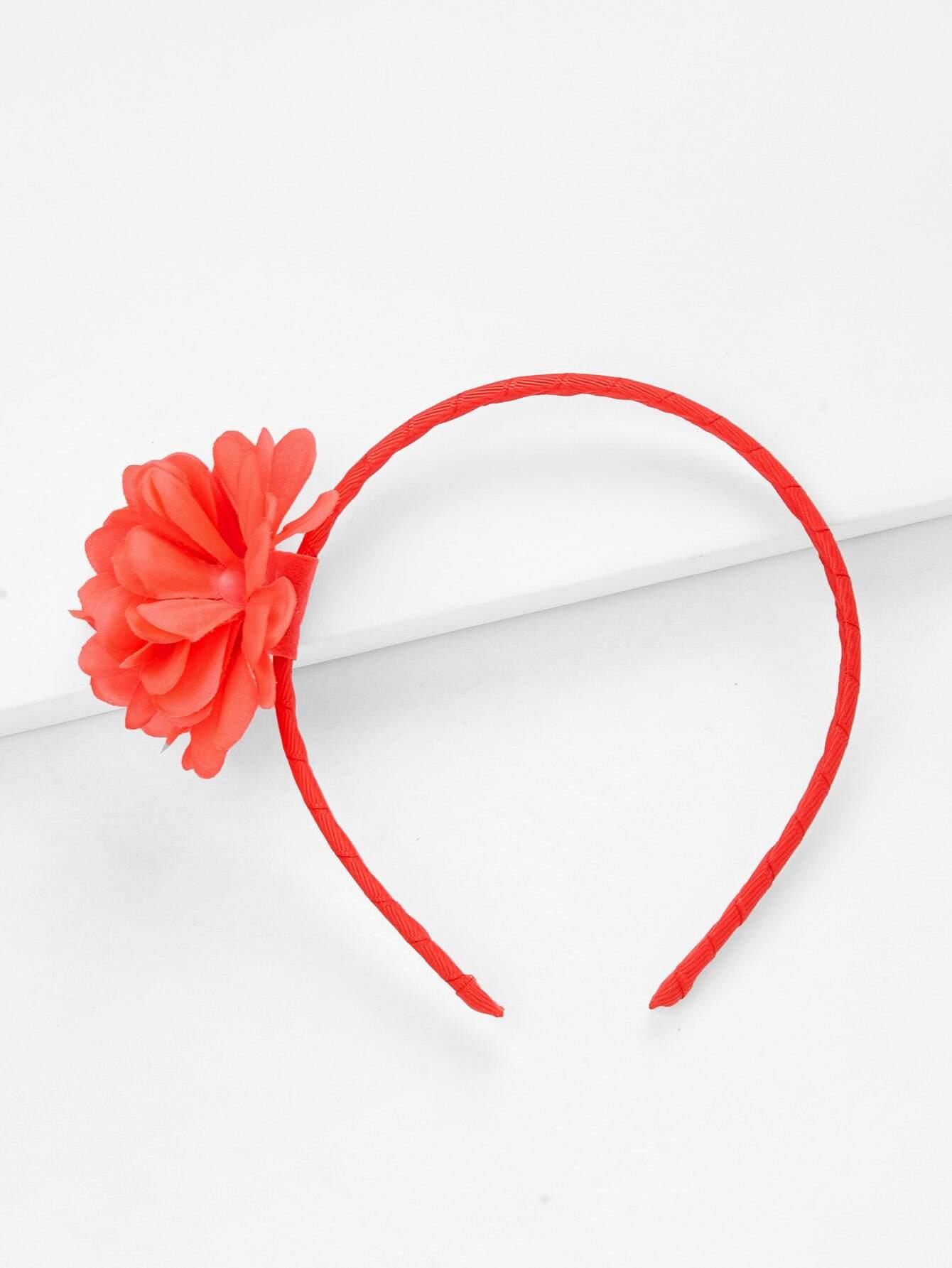 Flower Decorated Kids Headband starwind shm6251
