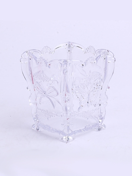 Butterfly Clear Storage Bucket gibson clear bucket care kit