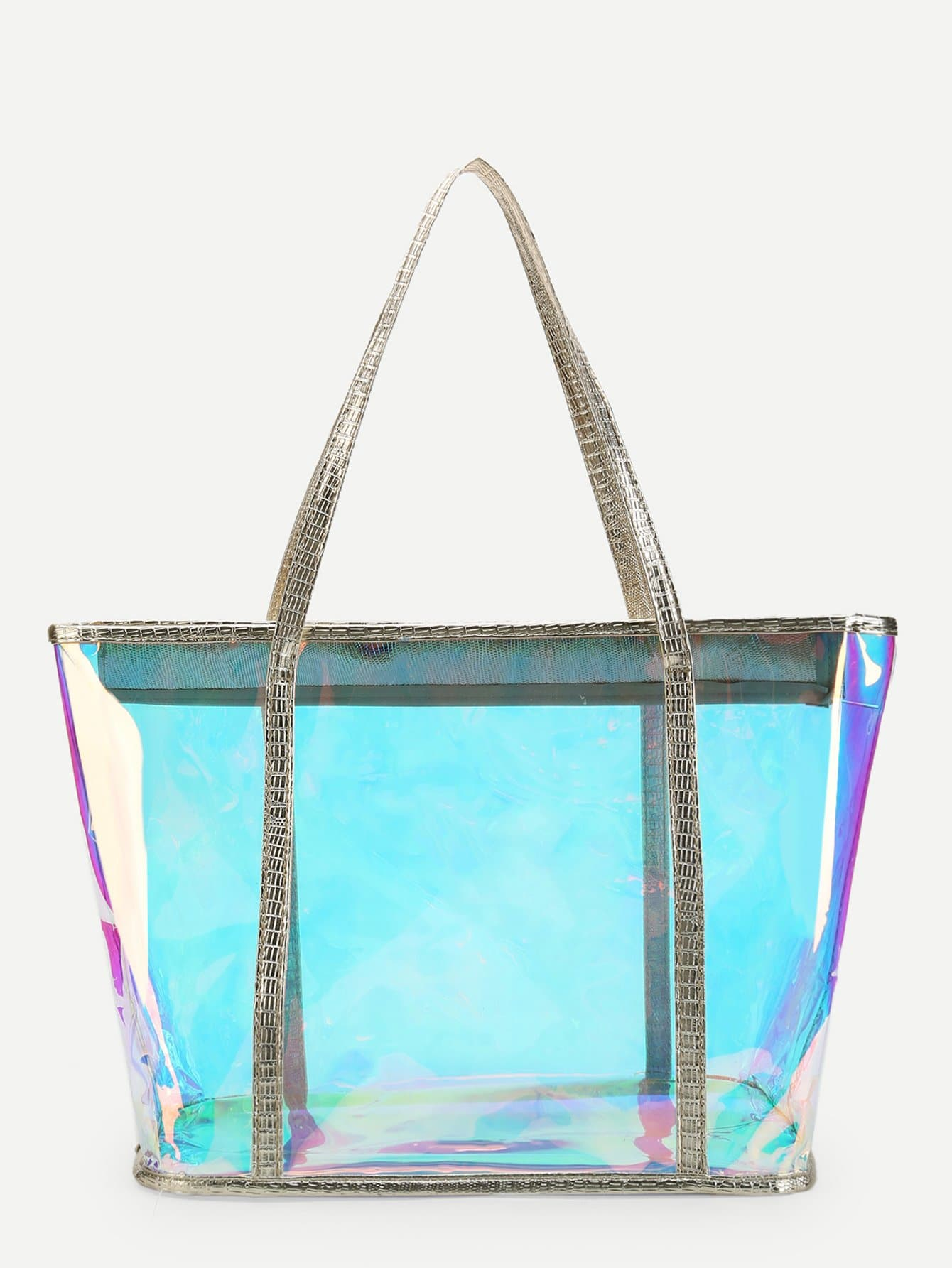 Iridescent Tote Bag iridescent tote bag