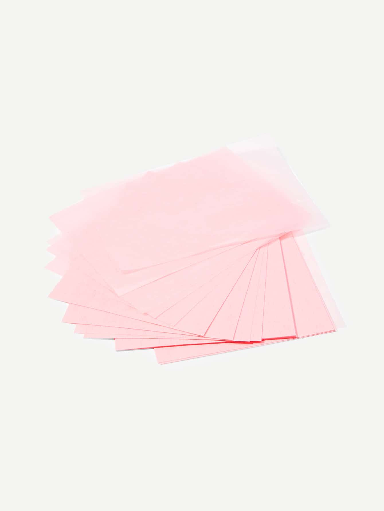Oil Absorbing Paper 100sheets water absorbing oil absorbing cleaning cloth