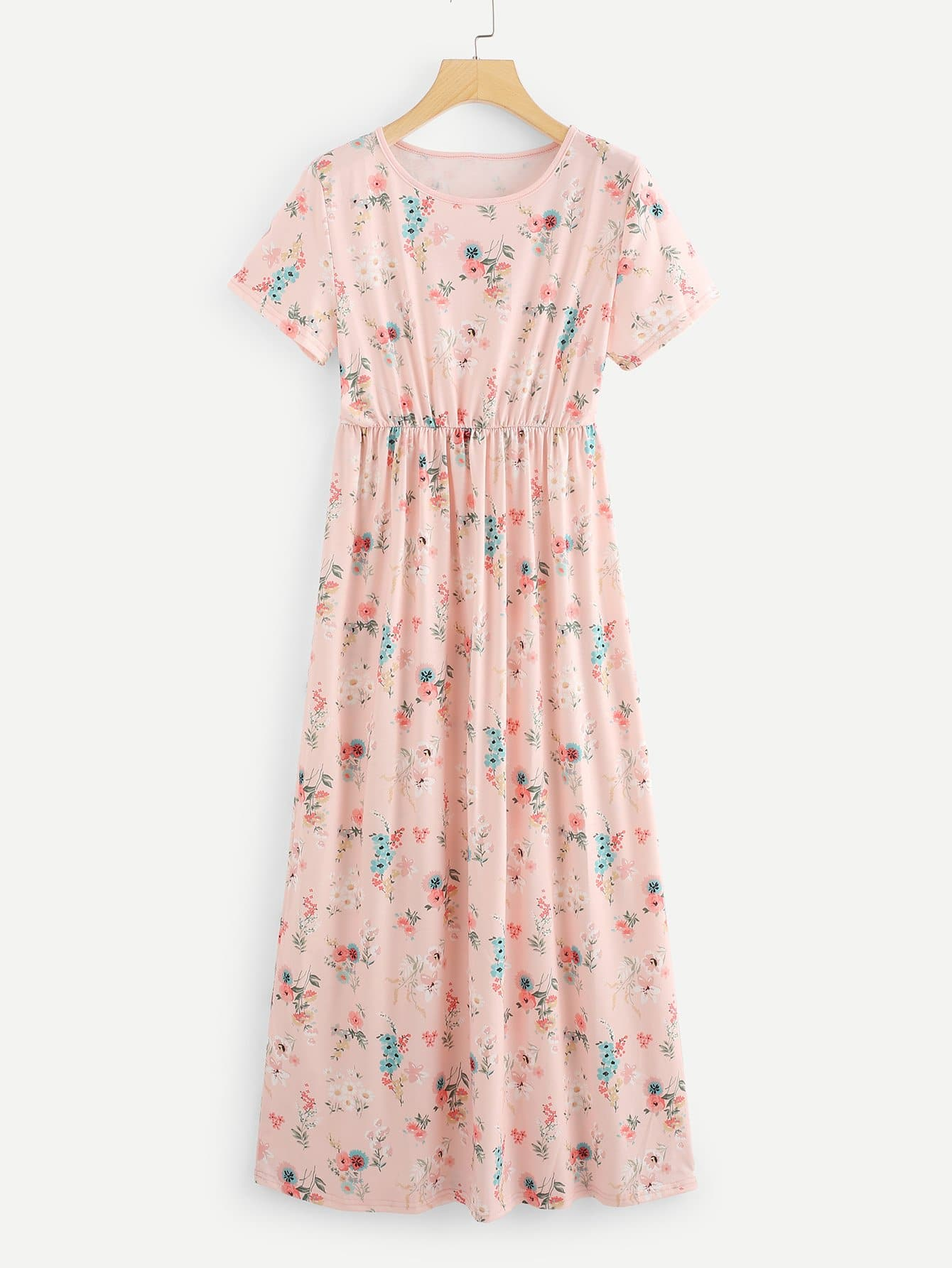 Calico Print Dress calico print tights