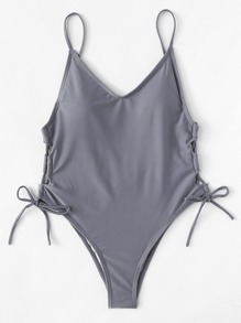 Tie Side Swimsuit